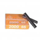 Staples RO-MA 65, 2000 pieces in a box, for